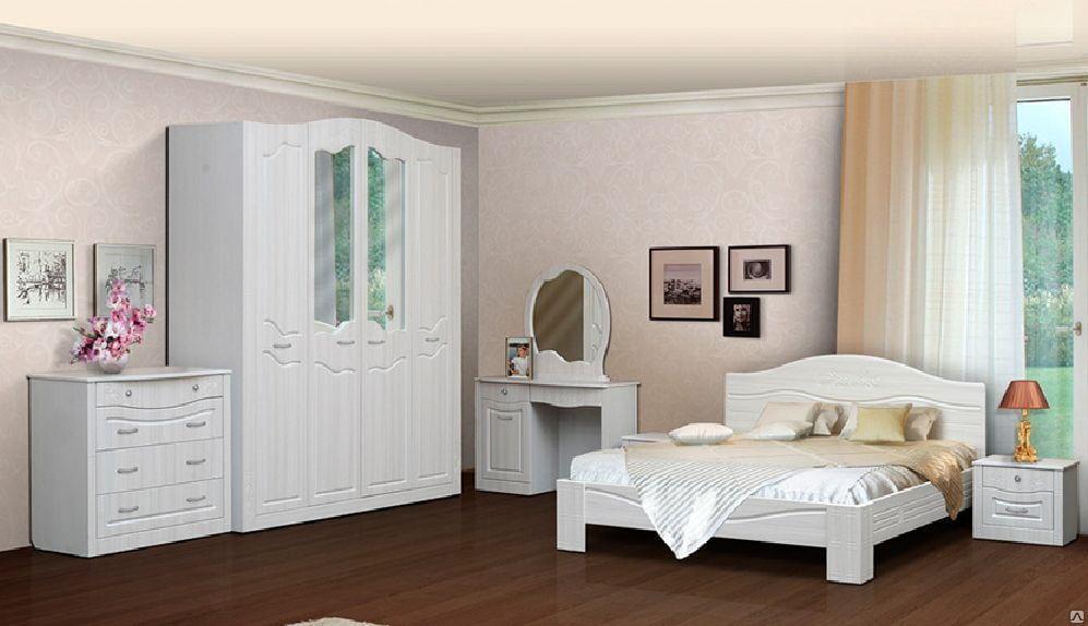 Спальня Ева-10 Марибель